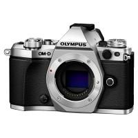 Olympus OM-D E-M5 II srebrny Body