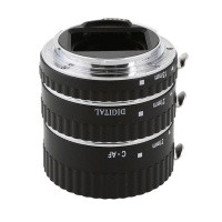 Pierścienie pośrednie Meike 13mm 21mm 31mm do Canon EF