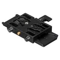 Adapter z płytką przesuwną 357PLV - Manfrotto 357 - WYSYŁKA W 24H