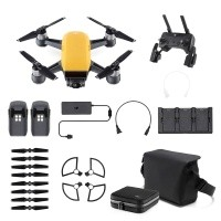 Dron DJI Spark Fly More Combo Sunrise Yellow