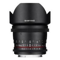 Obiektyw Samyang 10mm T3,1 VDSLR ED AS NCS CS Olympus micro 4/3