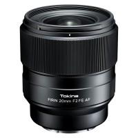 Obiektyw Tokina FÍRIN 20mm f/2.0 FE AF Sony E