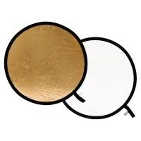 Blenda okrągła Lastolite złoto-biała 50cm LL LR2041