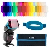 Zestaw kolorowych filtrów żelowych Rogue Flash Gels - Combo Filter Kit - WYSYŁKA W 24H