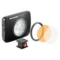 Lampa Manfrotto MLUMIEPL-BK Lumimuse 3 LED - WYSYŁKA W 24H