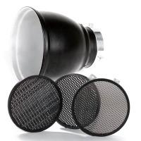 Reflektor Grid + 3 plastry miodu - Bowens BW1865