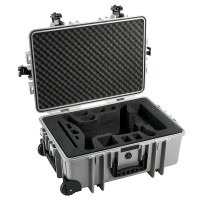 Walizka transportowa B&W T6700 do drona 3DR Solo szara
