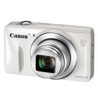 Aparat cyfrowy Canon PowerShot SX600 HS Biały
