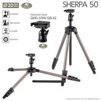Statyw fotograficzny Velbon Sherpa 50