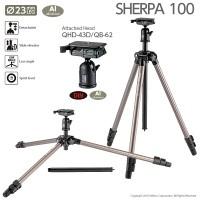 Statyw fotograficzny Velbon Sherpa 100