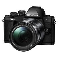 Olympus OM-D E-M10 Mark II czarny + obiektyw 14-150 mm
