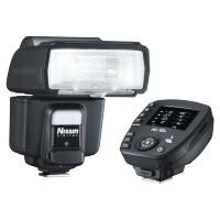 Lampa błyskowa Nissin i60A Nikon + wyzwalacz Air10s