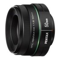 Obiektyw Pentax SMC DA 50mm f/1,8