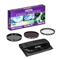 Zestaw filtrów Hoya Digital Filter Kit 72mm