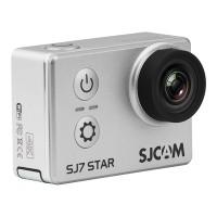 Kamera sportowa SJCAM SJ7 STAR 4K srebrna
