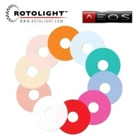 Zestaw filtrów Rotolight Add-On Colour FX Filter Pack do lamp AEOS
