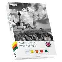 Zestaw filtrów do fotografii czarno-białej Cokin U400-03 rozmiaru L (Z001 + Z002 + Z003 + Z004)