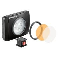 Zimowy zestaw promocyjny Manfrotto XMASKIT1 - statyw Pixi + klamra Twistgrip + lampa LED Lumie 3 - WYSYŁKA W 24H