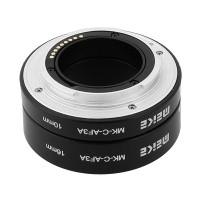 Pierścienie pośrednie Meike do Canon EOS M