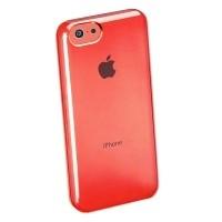 Pokrowiec Cellular Line Hard Case Boost iPhone 5c Różowy - WYSYŁKA W 24H