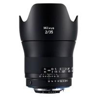 Obiektyw Zeiss Milvus 35mm f/2,0 ZF.2 Nikon