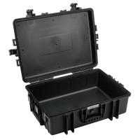 Walizka transportowa B&W outdoor.cases Typ 6500 bez wypełnienia Czarna