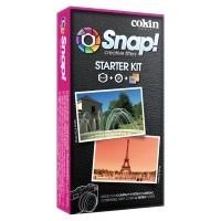 Zestaw Cokin SNAP dla aparatów kompaktowych dla średnicy 49mm
