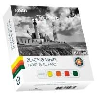 Zestaw filtrów do fotografii czarno-białej Cokin H400-03 rozmiaru M (P001 + P002 + P003 + P004)