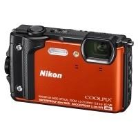 Aparat cyfrowy Nikon Coolpix W300 pomarańczowy