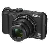 Aparat cyfrowy Nikon Coolpix S9900 Czarny