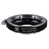 Adapter bagnetowy Voigtlander Micro 4/3 - Leica M (VM)