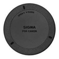 Dekielek tylny Sigma na obiektyw z mocowaniem Canon EF