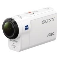 Kamera Sony FDR-X3000R Action Cam (zestaw z pilotem i gripem AKA-FGP1)