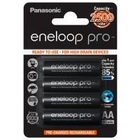 Akumulator Panasonic ENELOOP PRO R6/AA 2500mAh 4szt