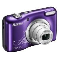 Aparat cyfrowy Nikon Coolpix A10 fioletowy z ornamentem