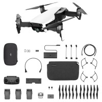 Dron DJI Mavic Air Fly More Combo Arctic White