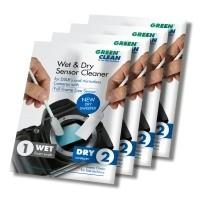 Szpatułki do czyszczenia matryc pełnoklatkowych Green Clean 6060 - 100 szt
