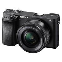 Sony Alpha a6300 (ILCE-6300LB) czarny + obiektyw 16-50mm