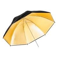 Parasolka złota Quantuum 150 cm
