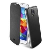 Etui Cellular Line Back Book do Samsung Galaxy S5 czarne - WYSYŁKA W 24H