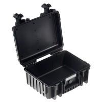 Walizka transportowa B&W outdoor.cases Typ 3000 czarna bez wypełnienia