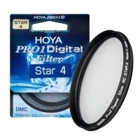 Filtr efektowy Hoya PRO1D Star 4 72mm