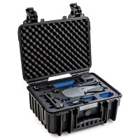Walizka transportowa B&W outdoor.cases Typ 3000 czarna do DJI Mavic