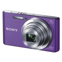 Aparat cyfrowy Sony Cyber-Shot DSC-W830 Fioletowy