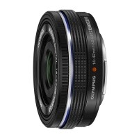 Obiektyw Olympus M.Zuiko Digital 14-42 mm f/3.5-5.6 EZ czarny