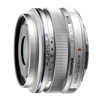 Obiektyw Olympus M.Zuiko Digital 17mm f/1.8 srebrny