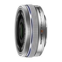 Obiektyw Olympus M.Zuiko Digital 14-42 mm f/3.5-5.6 EZ srebrny