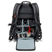 Plecak fotograficzny Manfrotto Manhattan Mover 50 + statyw PIXI za 1PLN - WYSYŁKA W 24H