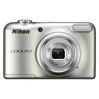 Aparat cyfrowy Nikon Coolpix A10 srebrny