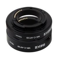 Pierścienie pośrednie Meike do Canon EOS M Econo - WYSYŁKA W 24H